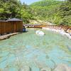 草津のおすすめ日帰り温泉1:巨大露天風呂が楽しい!「西の河原露天風呂」